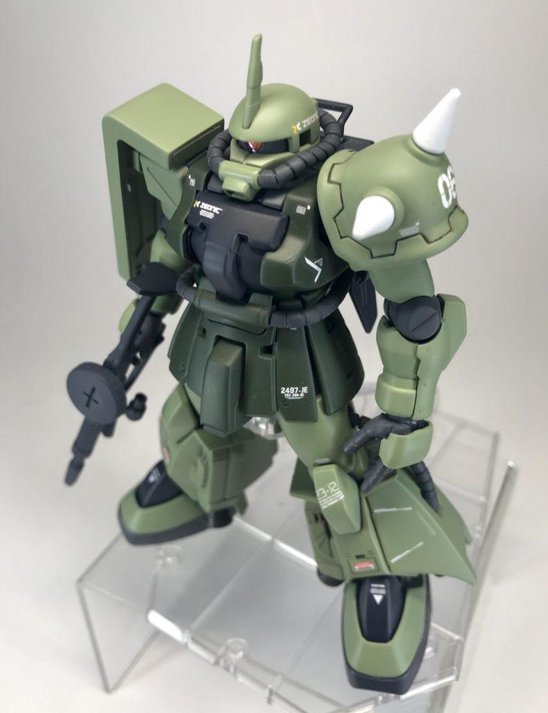 HG F2-06R-2 ザク 【Original Mixing】 アピールショット6