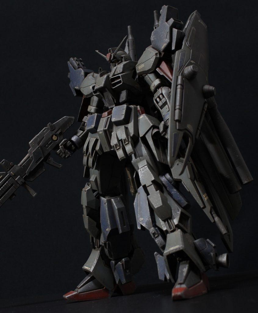 RE/100 強化型ガンダムMk-III