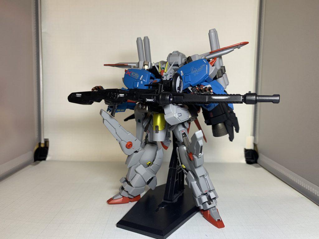EX-ストライクガンダム アピールショット1