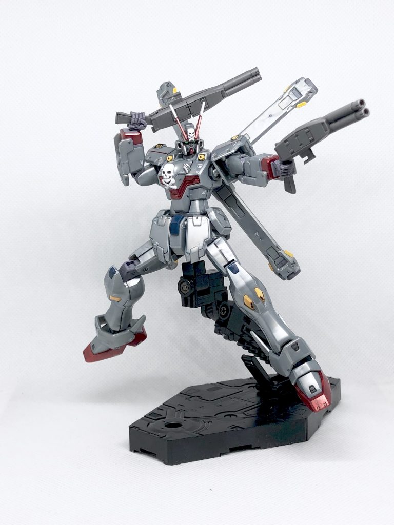 HGUC クロスボーン・ガンダムX-0 アピールショット3