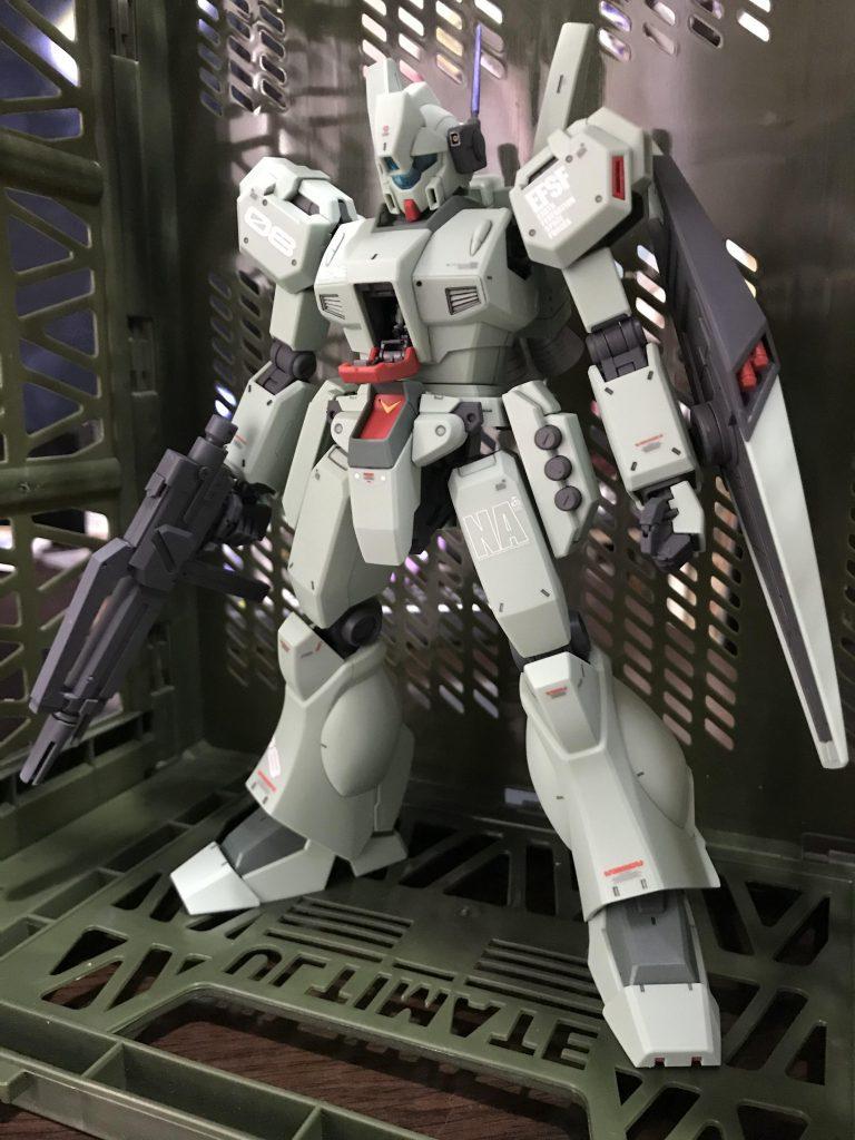 MGジェガン D型 アピールショット8