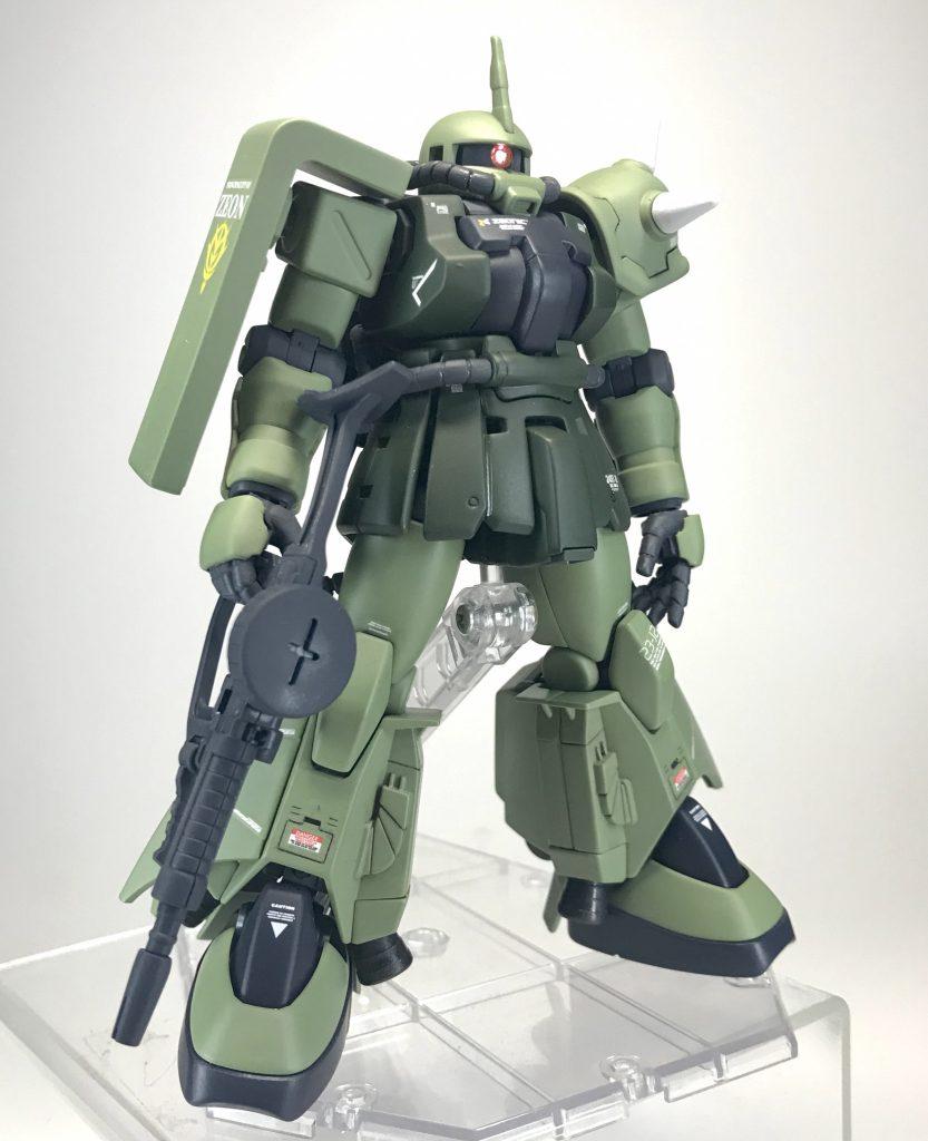 HG F2-06R-2 ザク 【Original Mixing】 アピールショット2