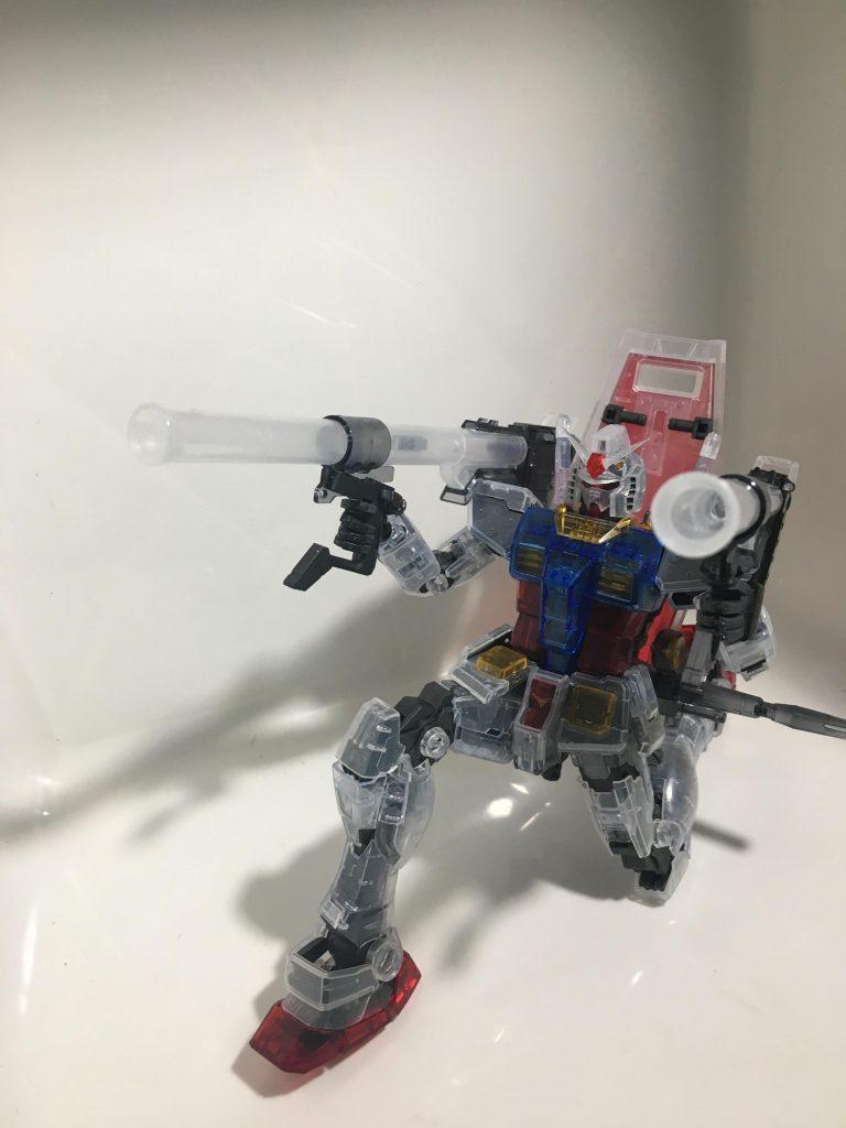 RX-78 ガンダム(クリアver)