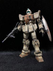 HG RGM-79[G] 陸戦型ジム