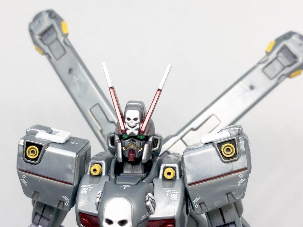 HGUC クロスボーン・ガンダムX-0 制作工程6