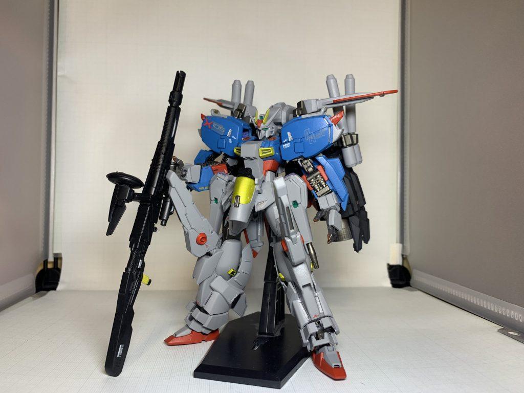 EX-ストライクガンダム アピールショット6