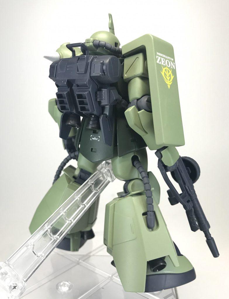 HG F2-06R-2 ザク 【Original Mixing】 アピールショット5