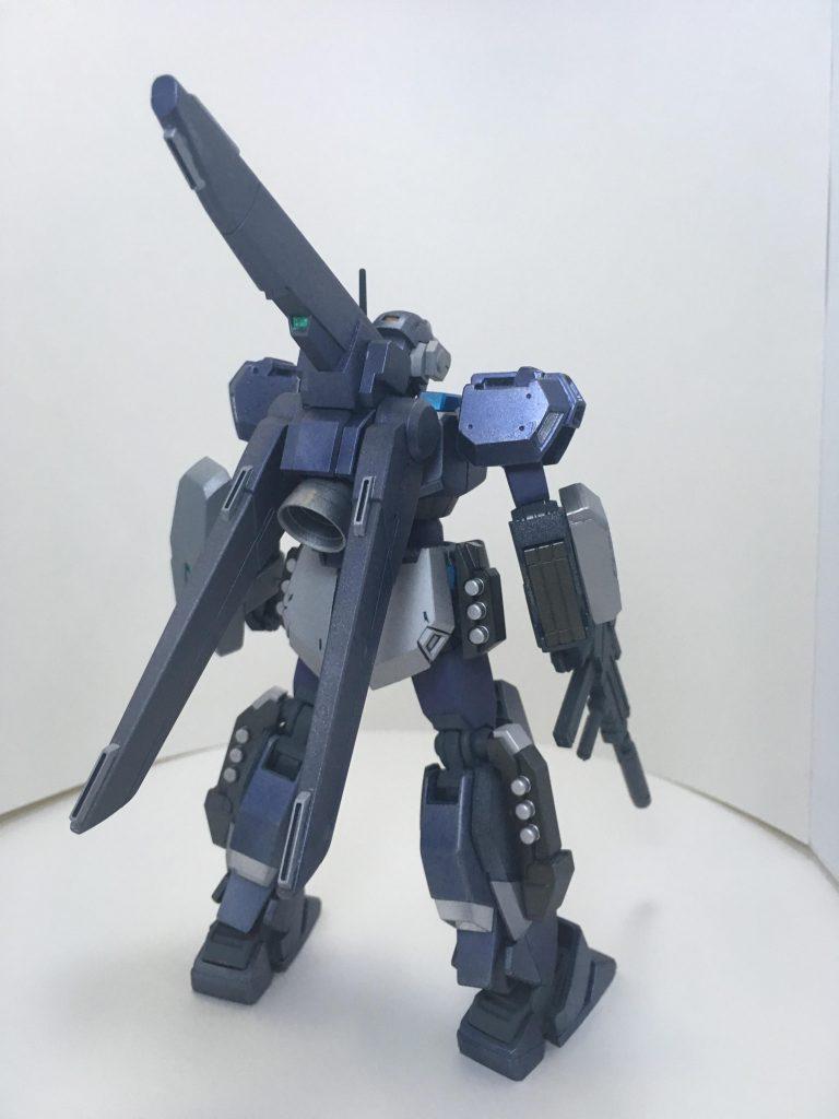 ジェスタ(コロニー防衛隊仕様) アピールショット1