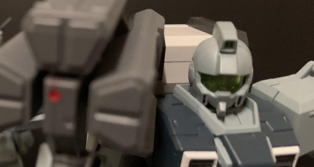 陸戦型ジムWR装備(マーヴィン機)