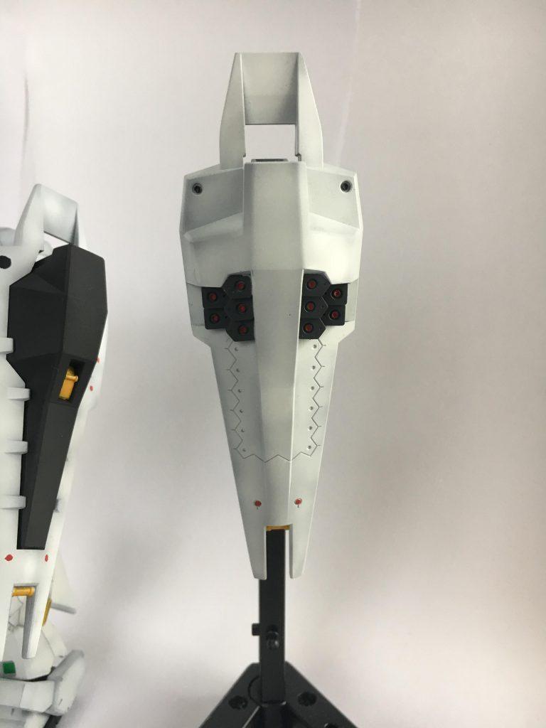 アドバンスドヘイズル(テスト機カラー) アピールショット3