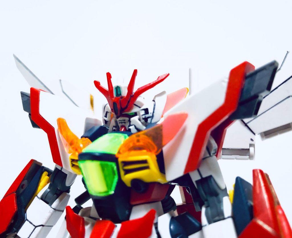 ガンダムダブルエックス-勇-