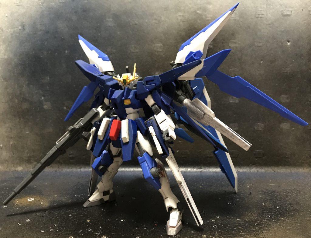 GN-006X ガンダムアスモデル/スピリトゥス