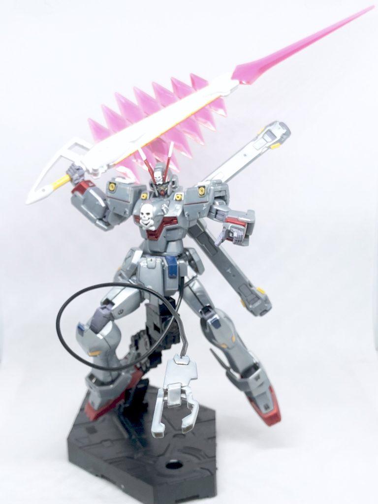 HGUC クロスボーン・ガンダムX-0 制作工程3