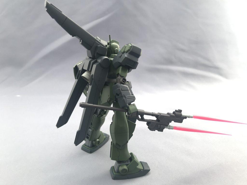高機動接近戦タイプ「ジム・カサドール」 アピールショット3