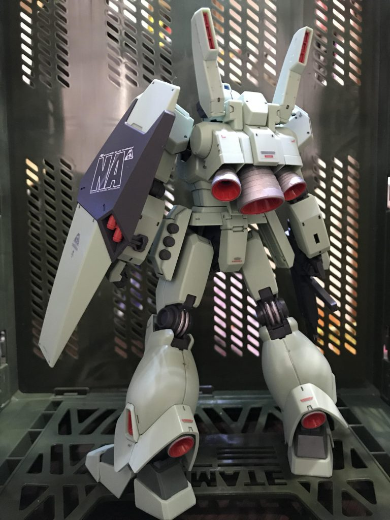 MGジェガン D型 アピールショット3