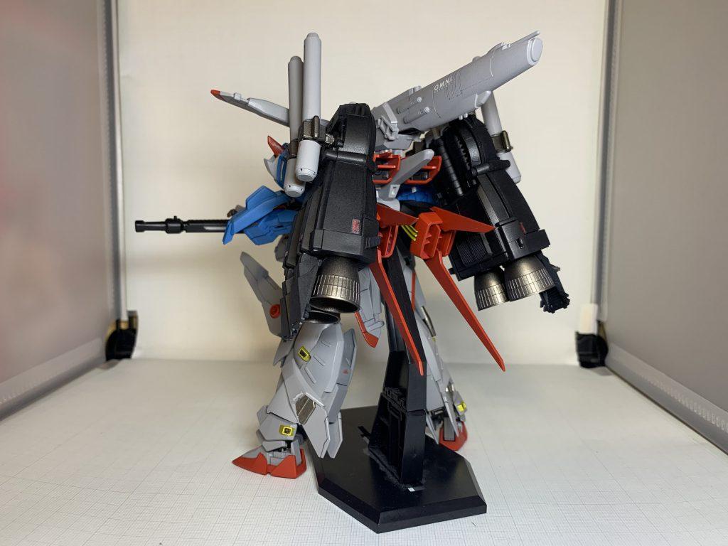 EX-ストライクガンダム アピールショット2