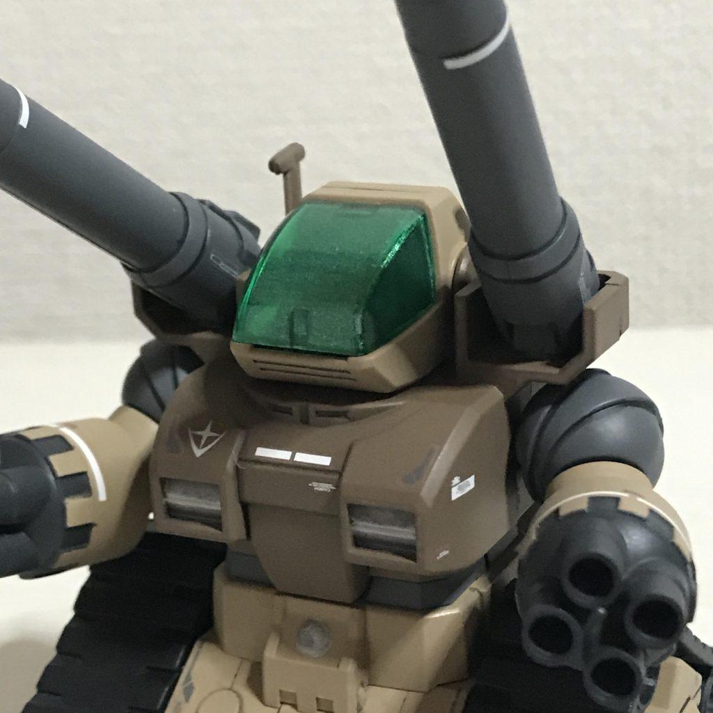 SD ガンタンク デザートカラー
