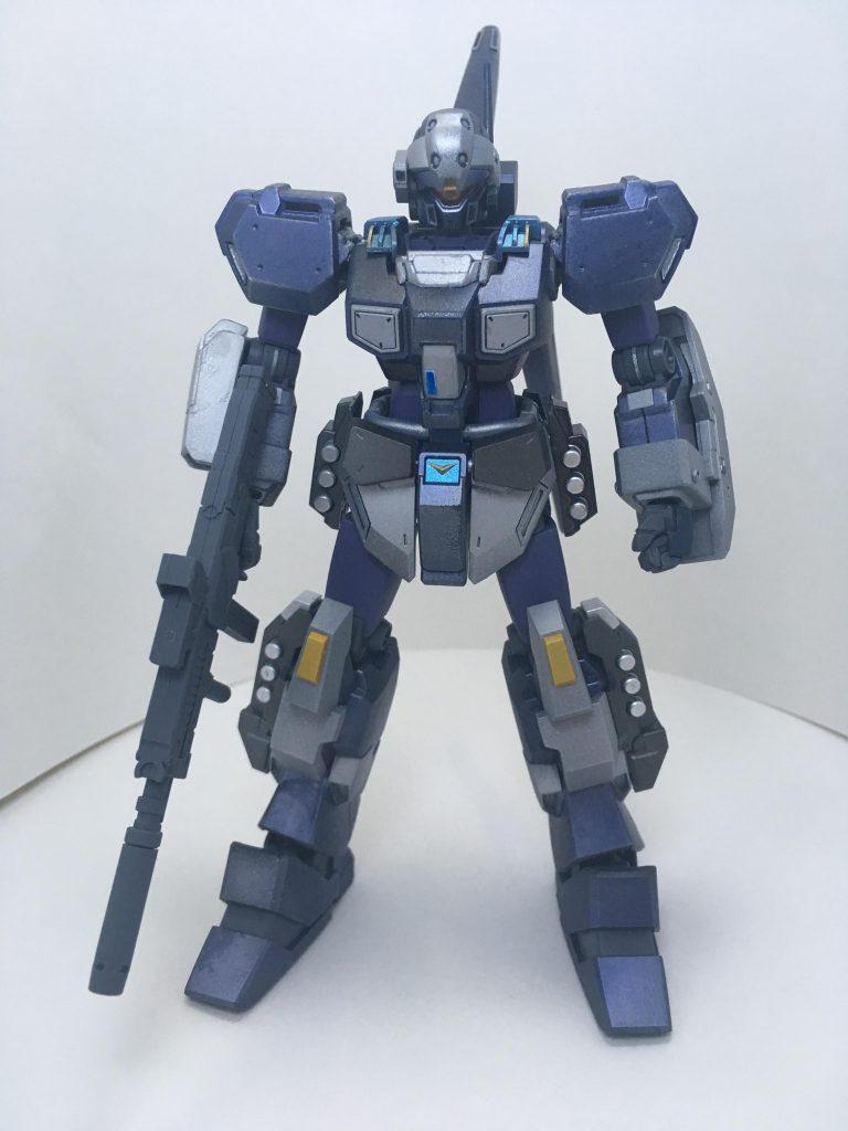 ジェスタ(コロニー防衛隊仕様) アピールショット2