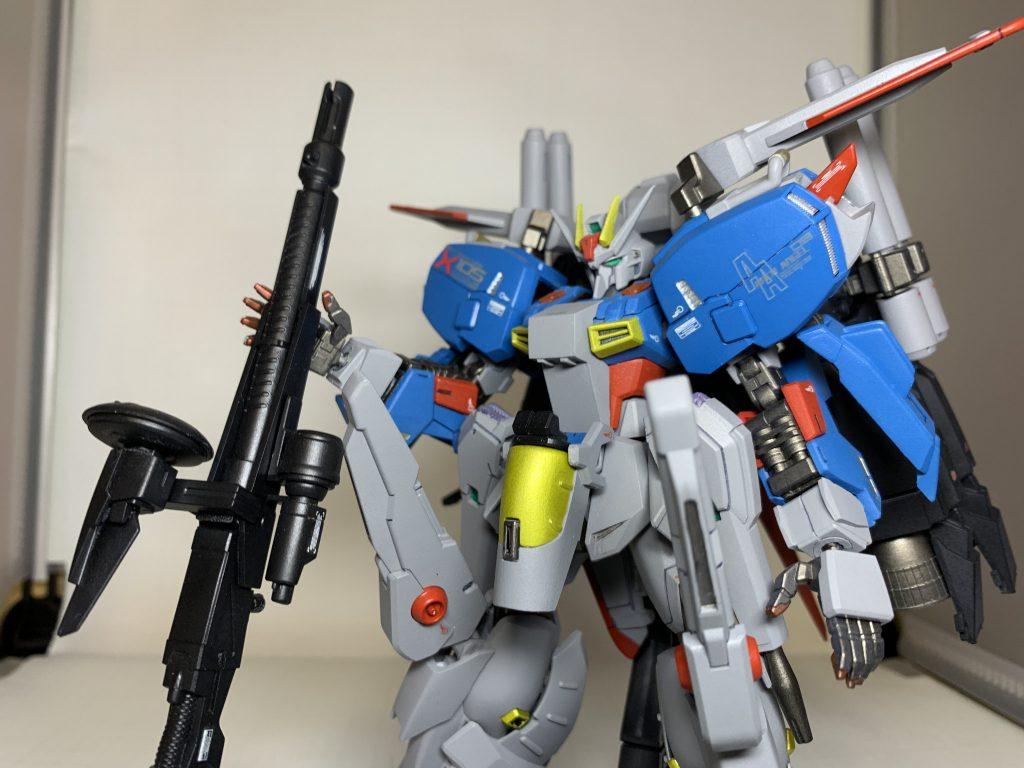 EX-ストライクガンダム アピールショット7