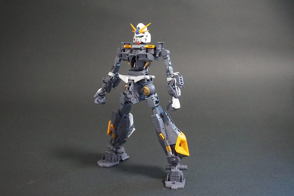 MG ガンダムAN-01 トリスタン 【MG ガンダムNT-1 Ver.2.0 改造品】 アピールショット3