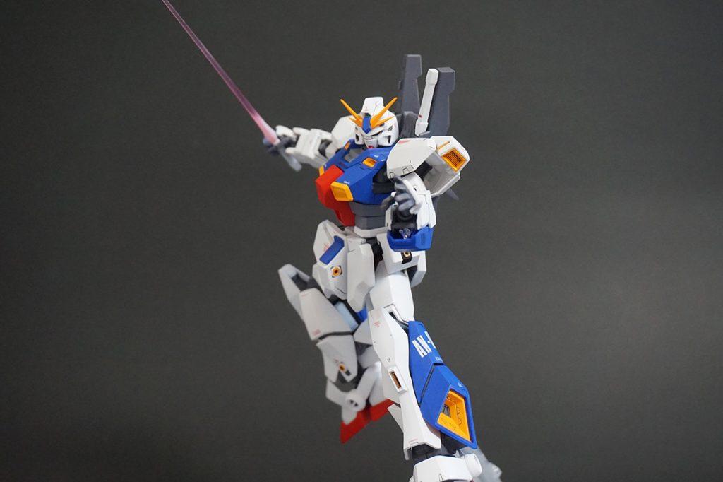 MG ガンダムAN-01 トリスタン 【MG ガンダムNT-1 Ver.2.0 改造品】 アピールショット6