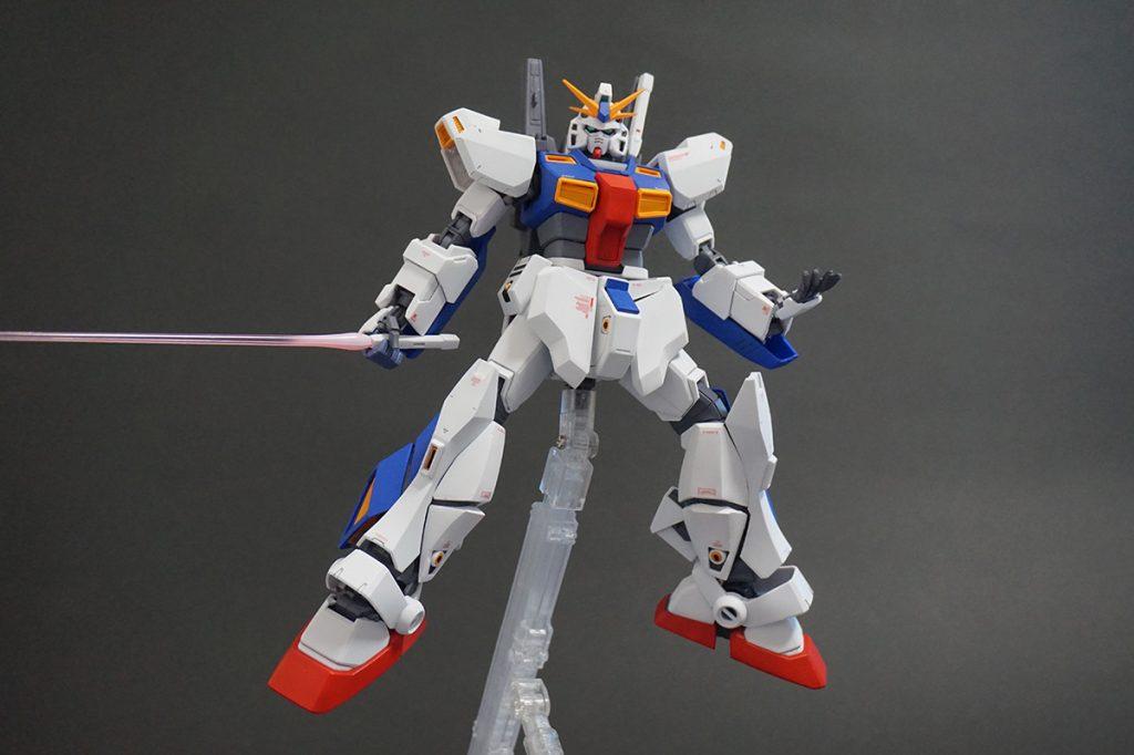 MG ガンダムAN-01 トリスタン 【MG ガンダムNT-1 Ver.2.0 改造品】 アピールショット8