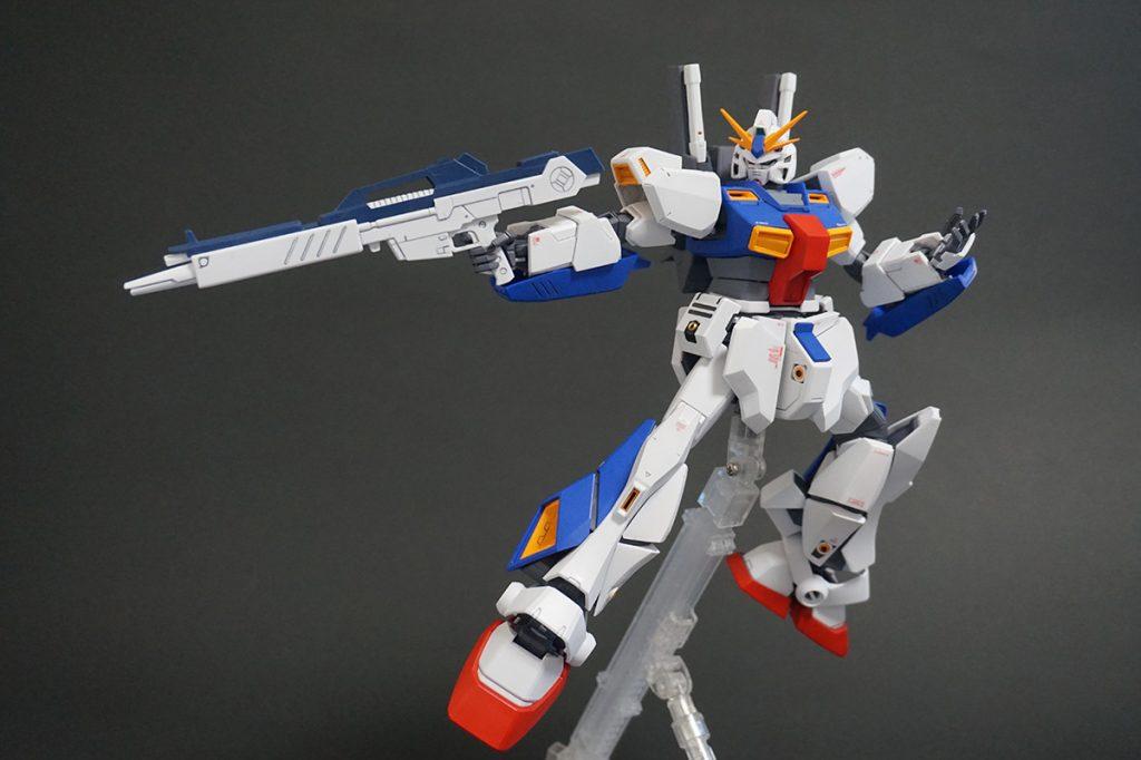 MG ガンダムAN-01 トリスタン 【MG ガンダムNT-1 Ver.2.0 改造品】 アピールショット5