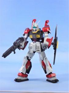 MSA-003-LA ネモ・ライトアーマー 【HGUC改造】