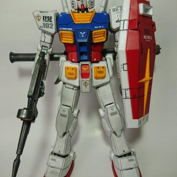1/100 MG RX-78-2 Ver1.5