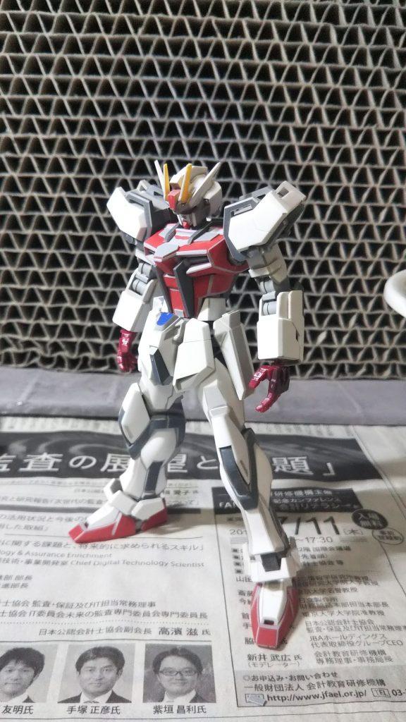 GAT-X105 制作工程3