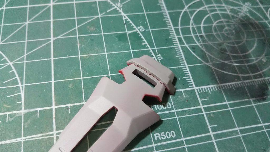 GAT-X105 制作工程2