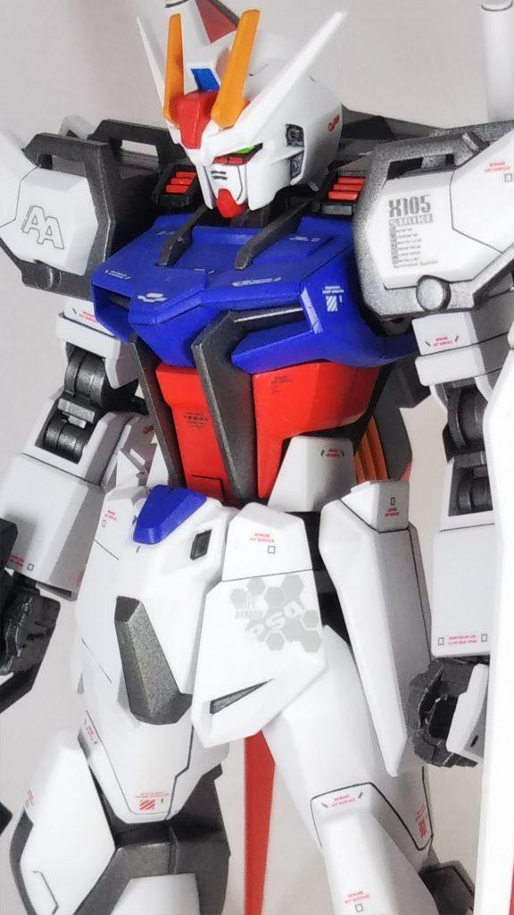 GAT-X105 アピールショット2