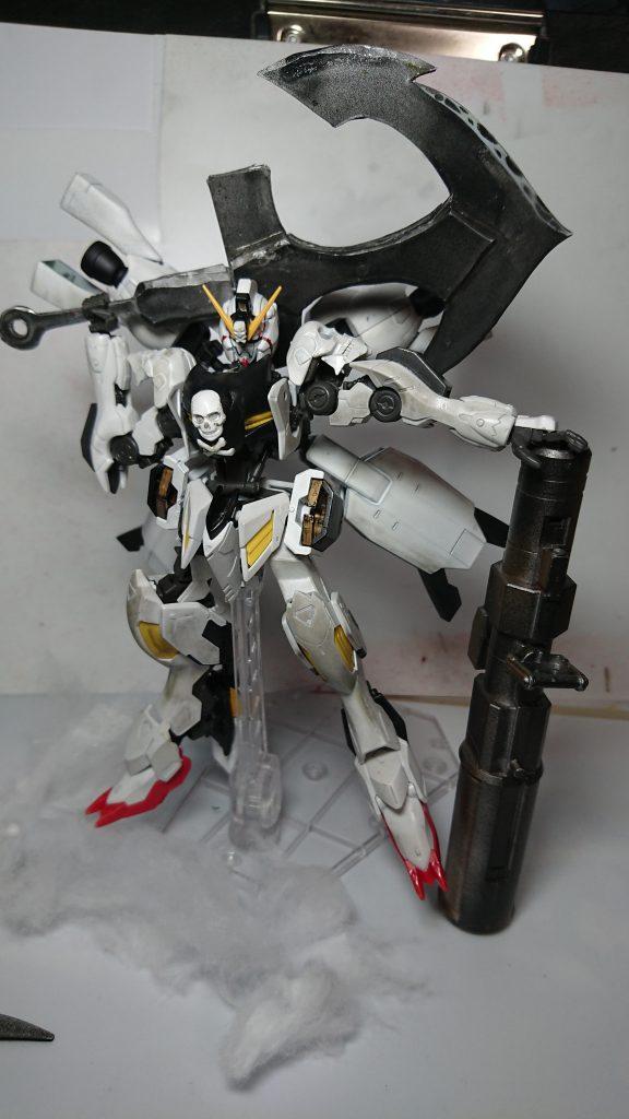 鉄血版宇宙海賊 ASW-G07 ガンダム・アモン