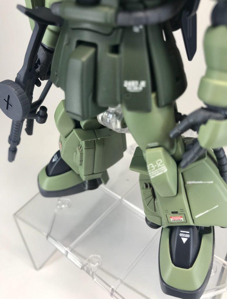 HG F2-06R-2 ザク 【Original Mixing】 アピールショット4
