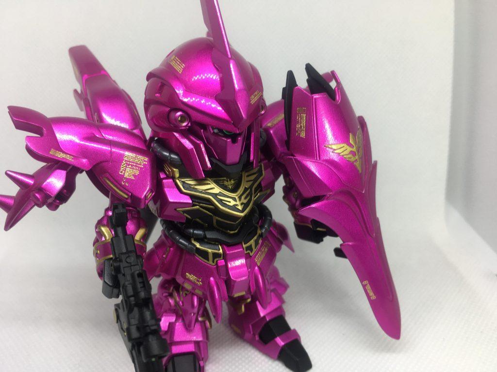 SDシナンジュ アピールショット2