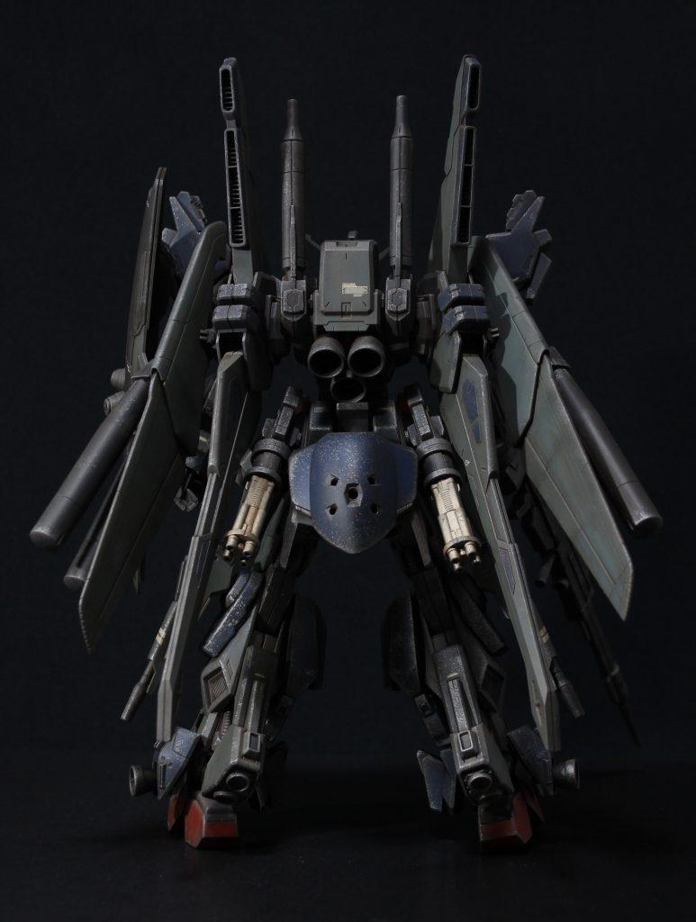 RE/100 強化型ガンダムMk-III アピールショット4