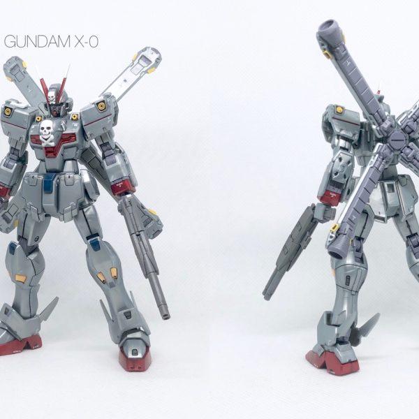 HGUC クロスボーン・ガンダムX-0