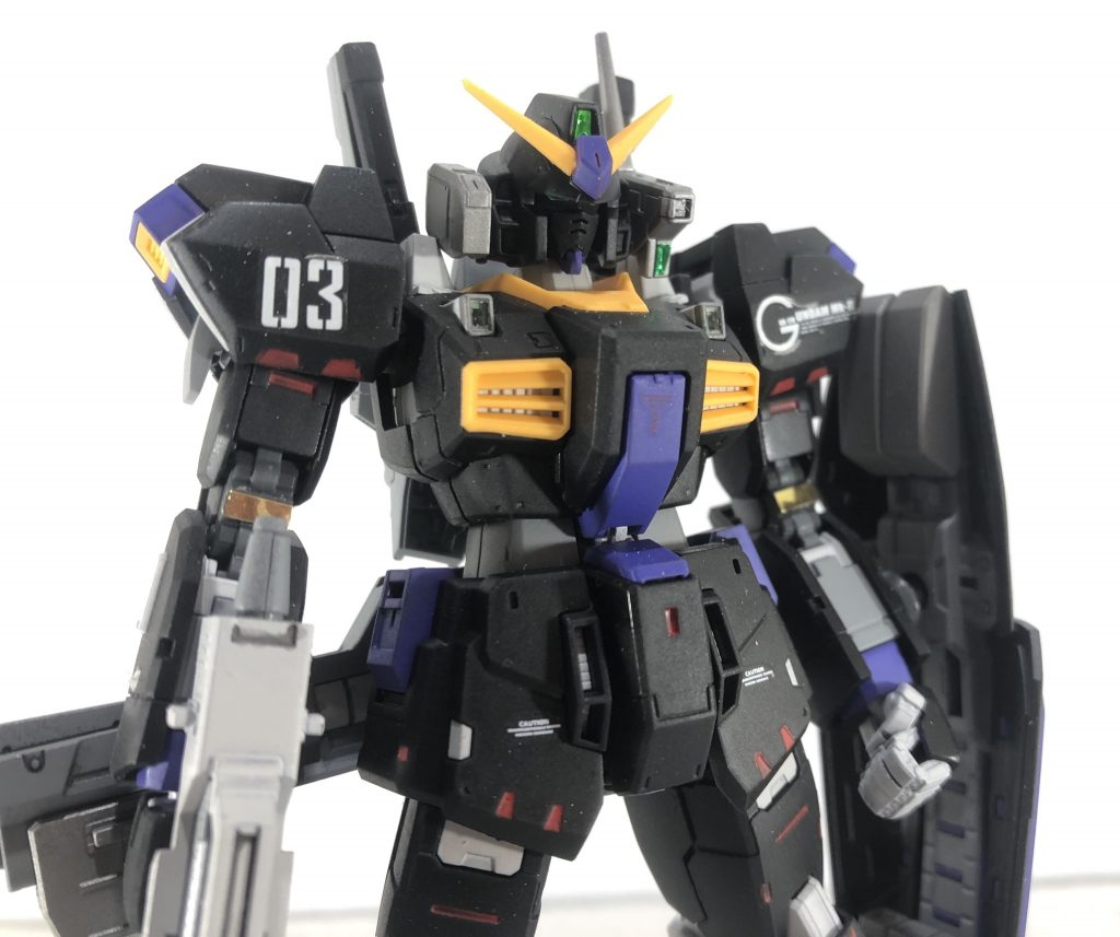 RG1/144ガンダムマークⅡ