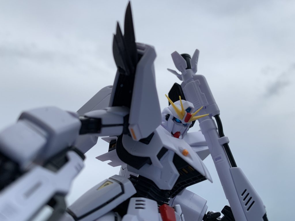 幻の白いF91