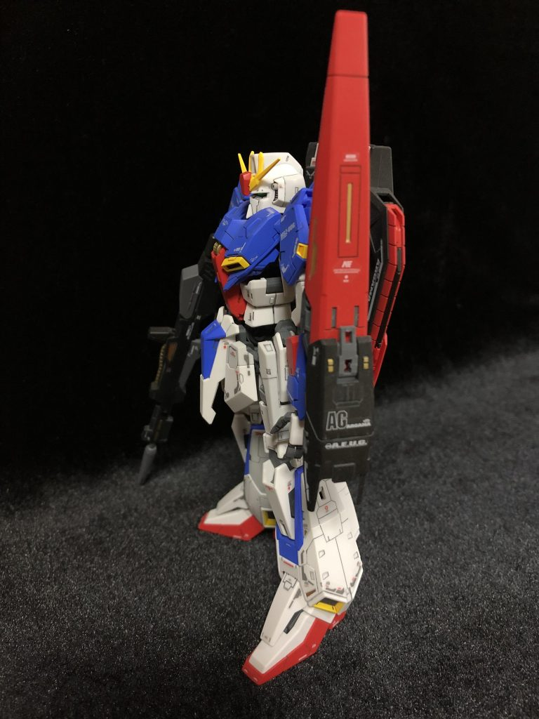 RG MSZ-006 Zガンダム アピールショット2