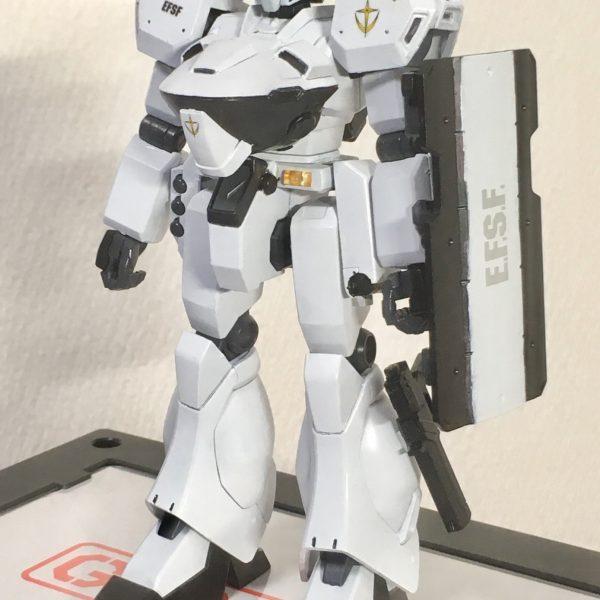 RGM-AV98D ジェガンD型コロニー警備隊配備仕様