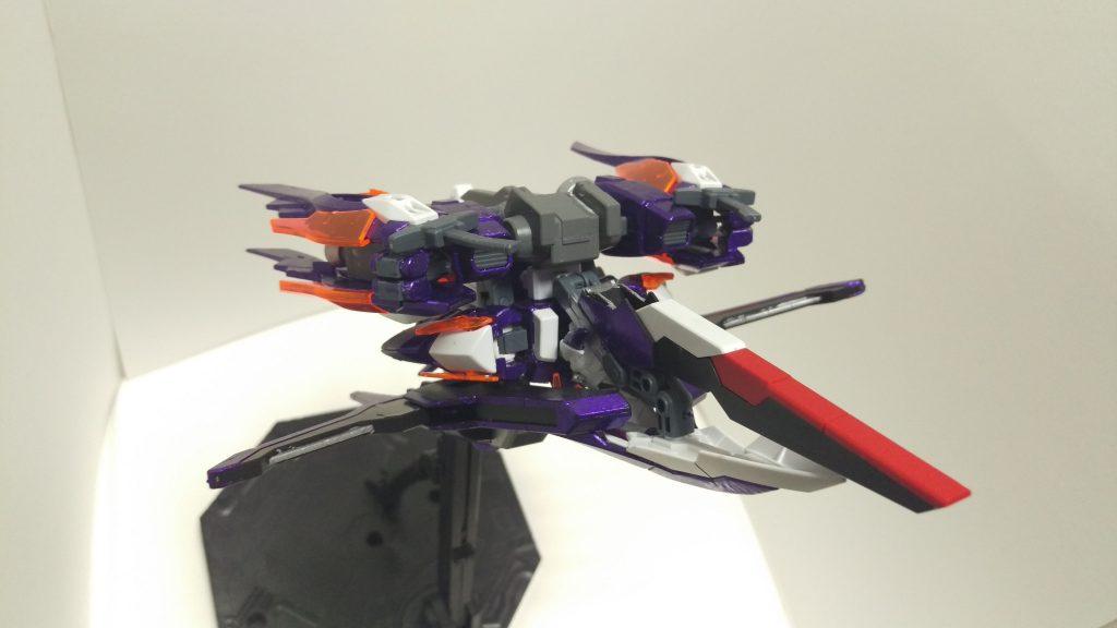 ウイングガンダムゼロ-紫炎- アピールショット5