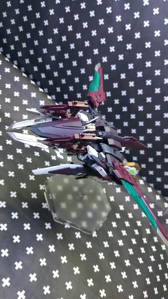 ガンダムフレーム・ハルファス アピールショット5