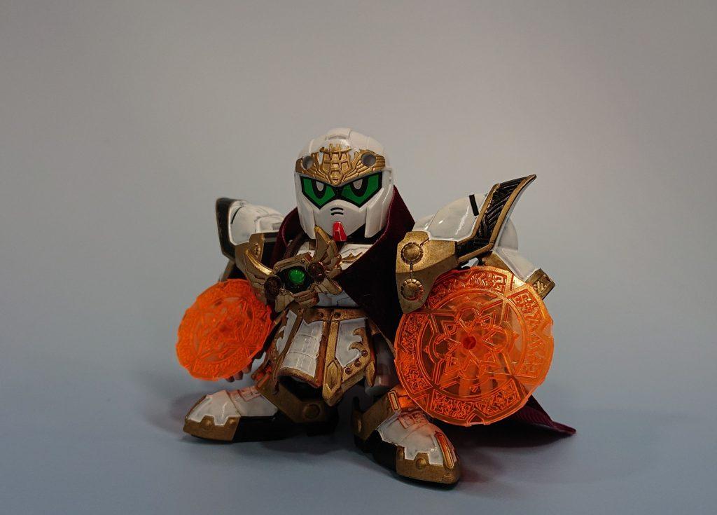 白魔導師・数徒錬師(ストレンジ) アピールショット1
