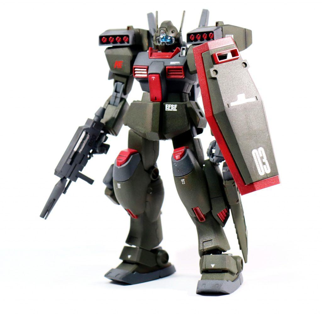 GMIIIビームマスター 実戦配備型 アピールショット2