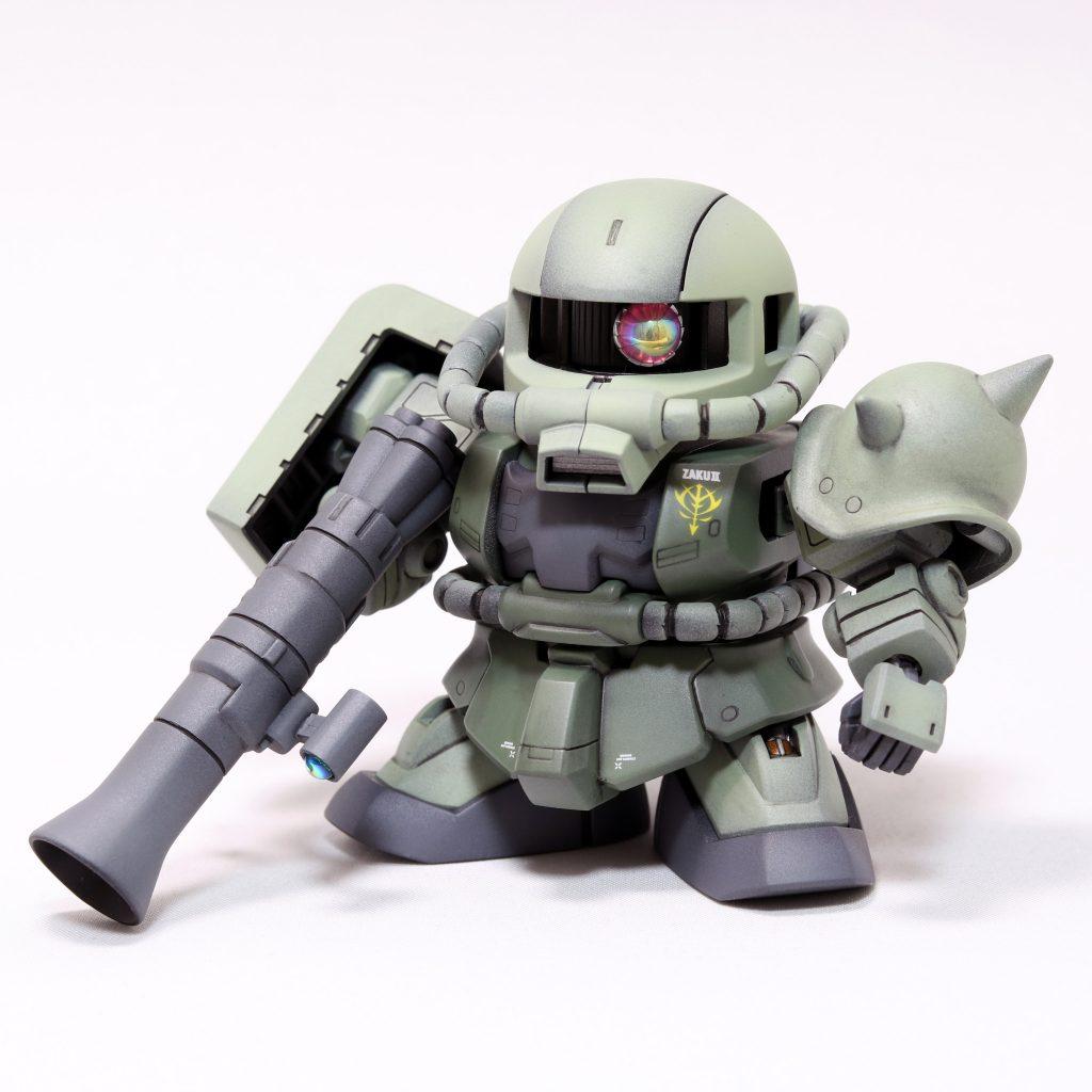 SDザクIIF型(ワンデイチャレンジ)