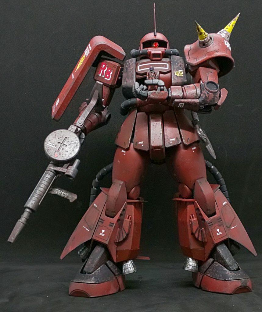 赤い稲妻⚡️ジョニー・ライデン!! アピールショット4