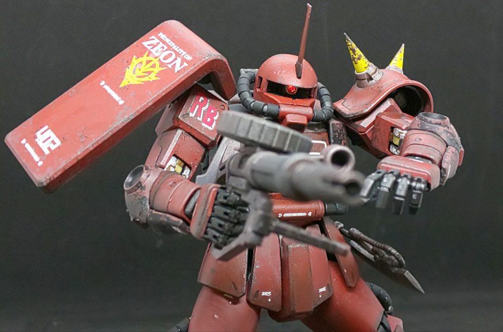 赤い稲妻⚡️ジョニー・ライデン!! アピールショット2