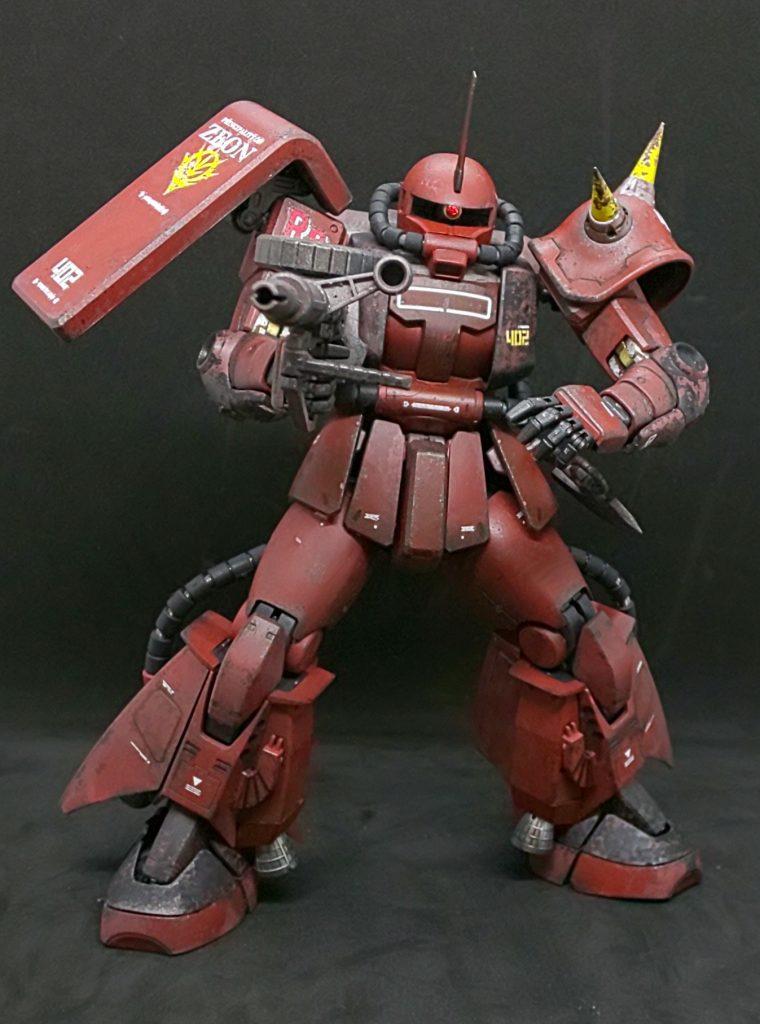 赤い稲妻⚡️ジョニー・ライデン!! アピールショット8