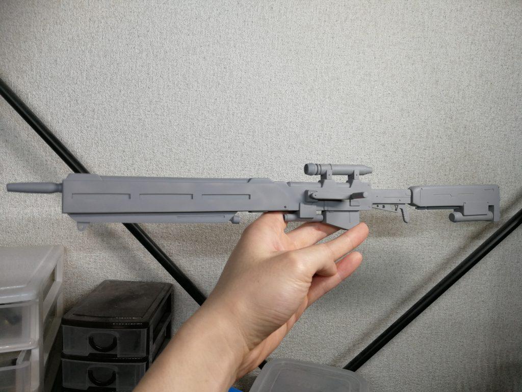 ガトー専用ゲルググ 制作工程7